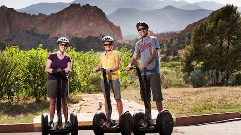 Segway tour in Colorado