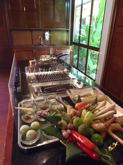HalfDay Cooking Class at Phuket Blue Elephant Cooking School