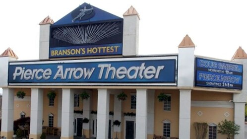 Pierce Arrow theater