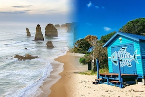 2 Tours Combo Great Ocean Road & Mornington Peninsula