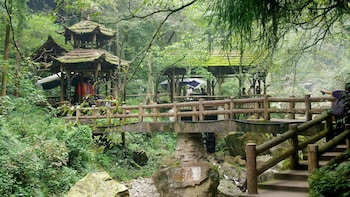 Private Tour to Dujiangyan Irrigation System & Mount Qingcheng
