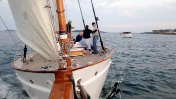 f29a605952f Boston Harbor Day Sailing on Schooner Adirondack III - Boston ...