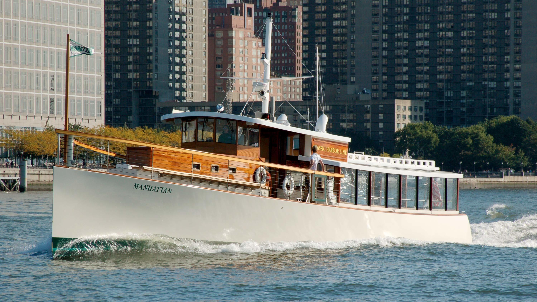 Cruise in Manhattan