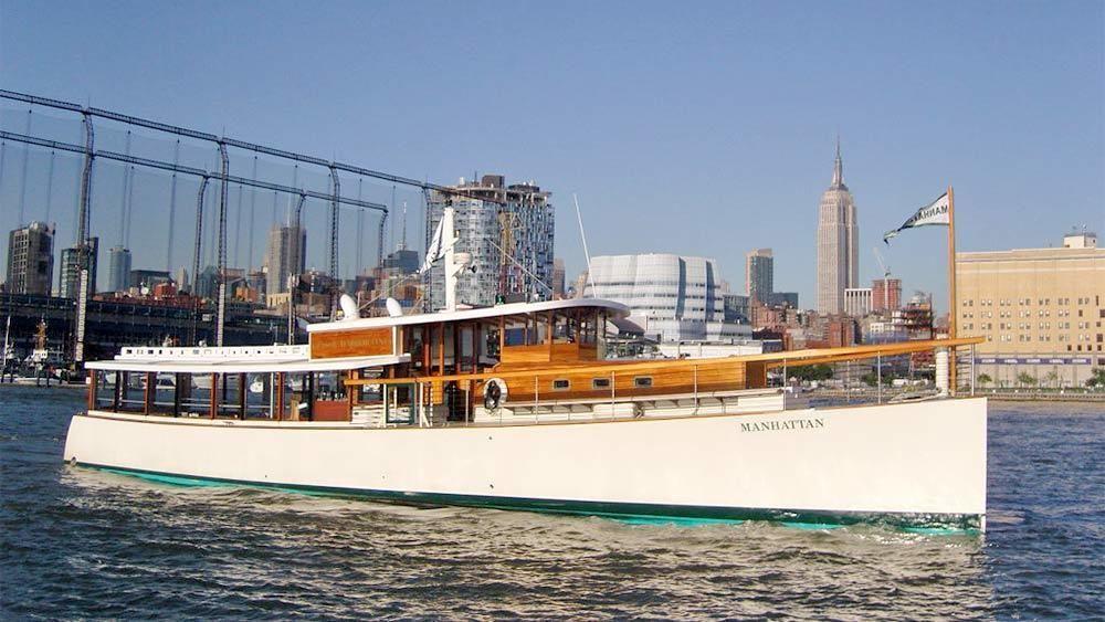 Around Manhattan Architecture cruise Tour