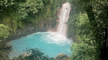 Tenorio Volcano National Park & Rio Celeste Tour