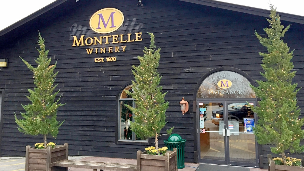 Show item 1 of 4. Montelle Winery in St. Louis, MO