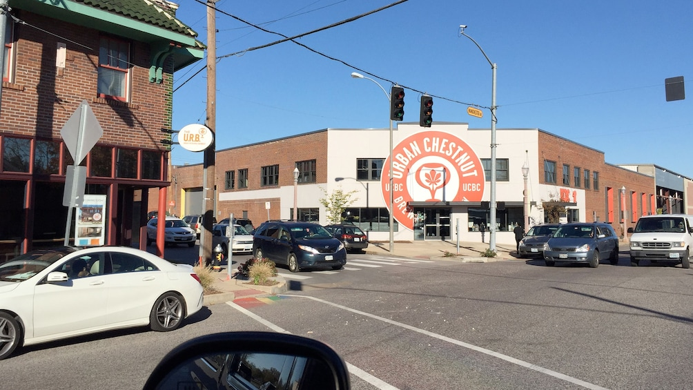 Show item 4 of 5. Urban Chestnut in St. Louis, MO