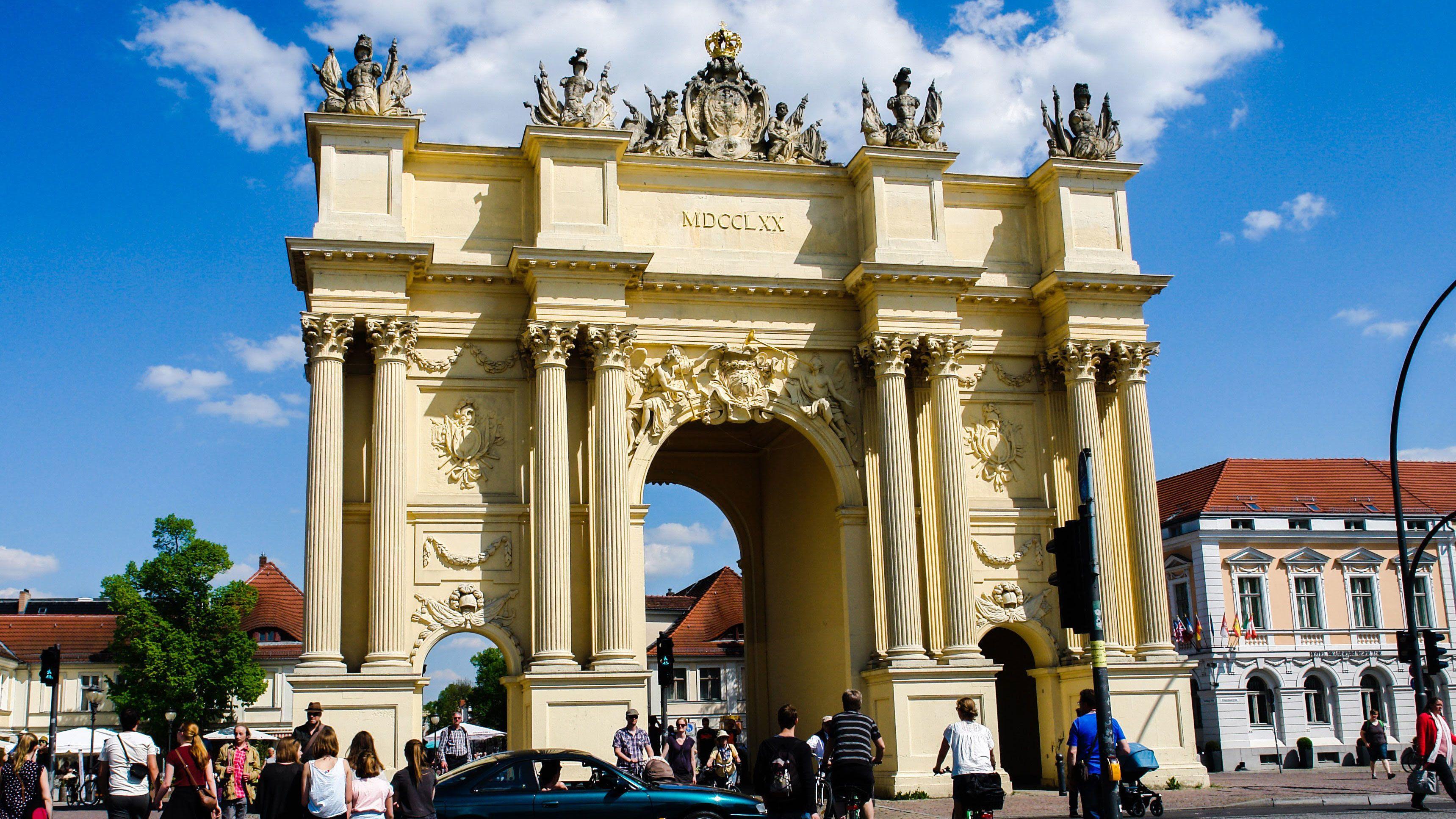 Arch in Potsdam