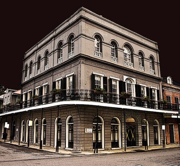 Show item 1 of 5. French Quarter Ghost Tour