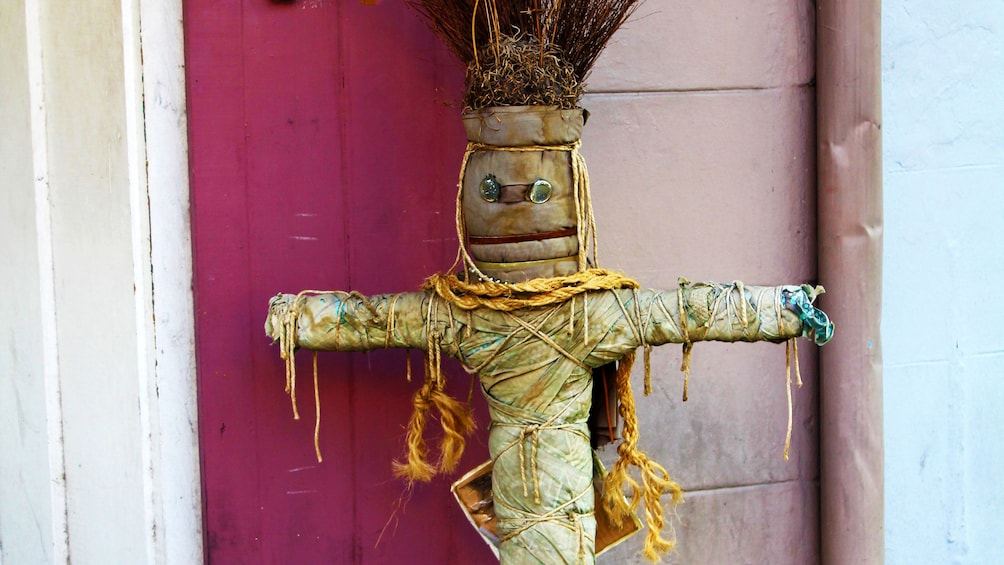 Show item 2 of 5. Voodoo doll in New Orleans