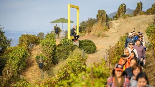 Malibu Group Hike with Wine Tasting