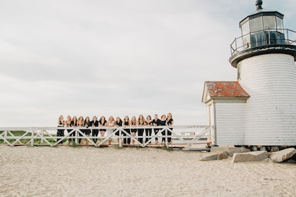 Private Session with a Local Photographer in Nantucket