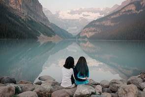 Private Session with a Local Photographer in Lake Louise