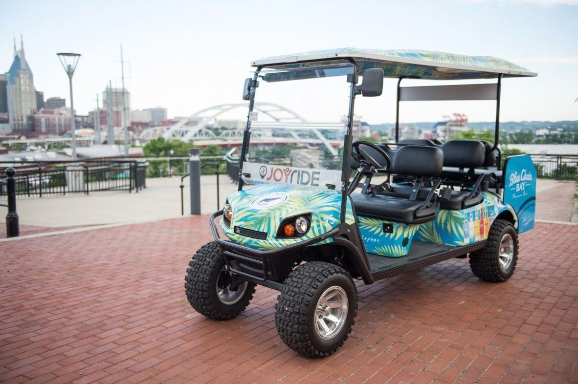 Explore the City of Nashville Tour