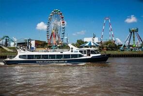 Tigre & Delta Cruise Rio de la Plata sail + Tourist Bus