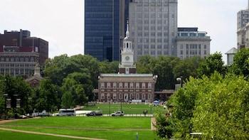 Private Tour durch das historische Philadelphia mit einem einheimischen Rei...