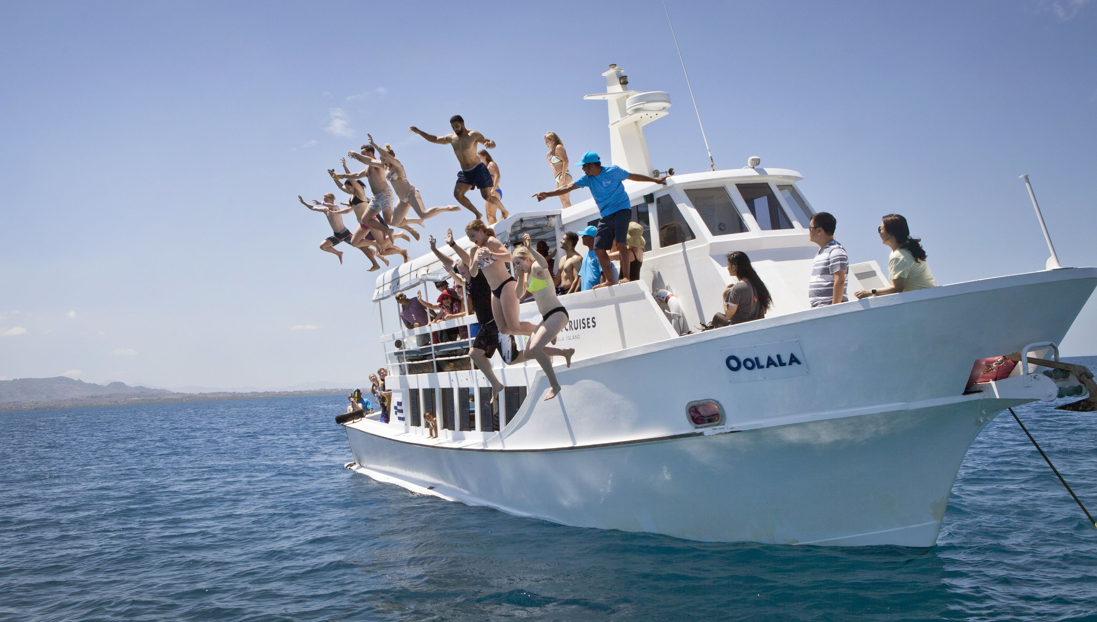 Full-Day Savala Island Escape & Cultural Experience with Lunch