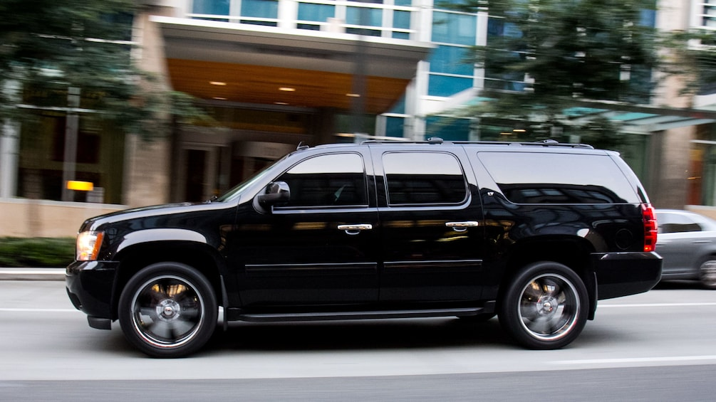 private SUV transportation