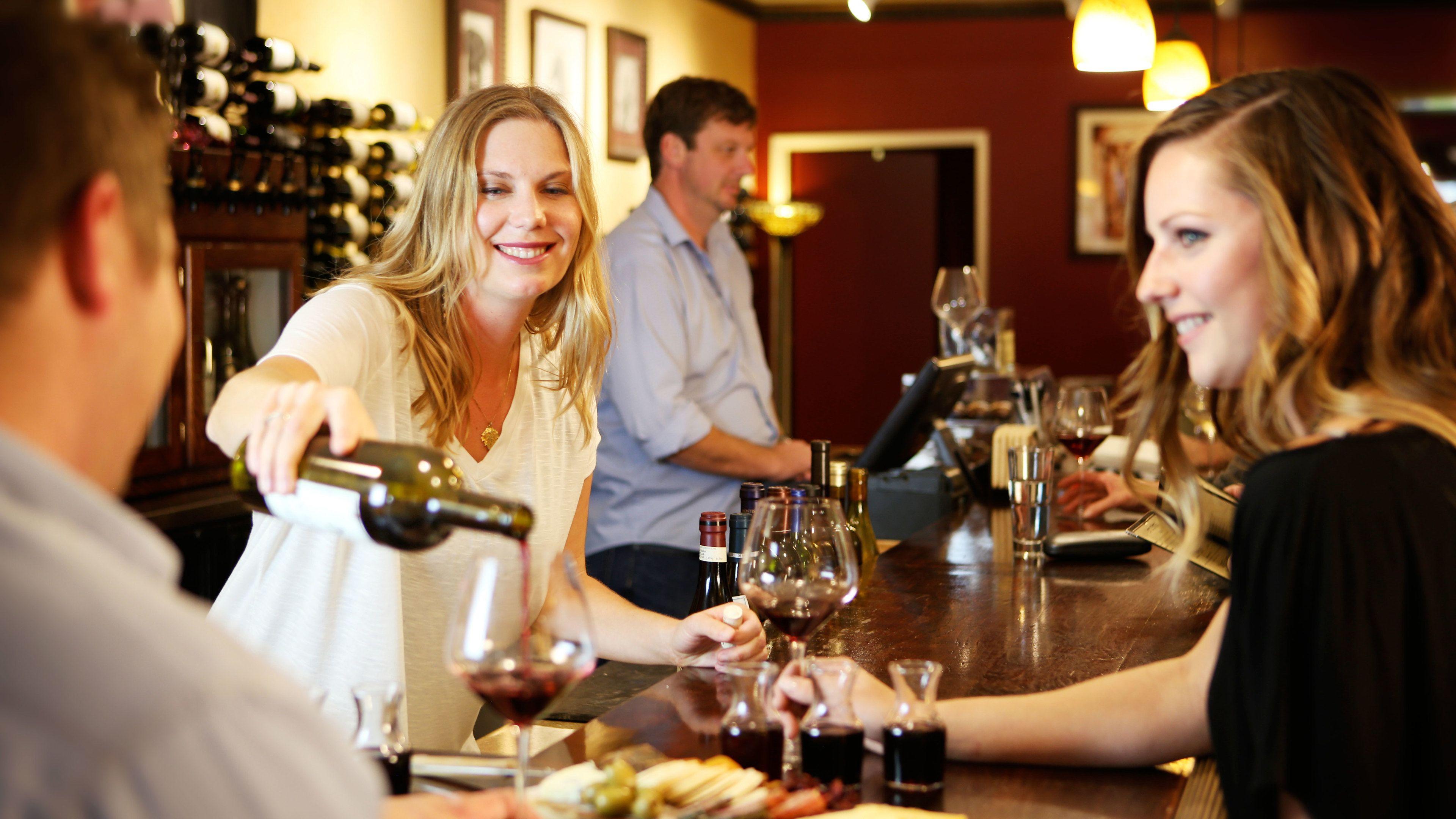 Smartphone-Guided Solvang Wine Walk with Tastings