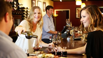 Smartphone-Guided Solvang Wine Walk with Tastings