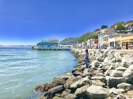 Guided Sausalito Food & Wine Tour with Tastings