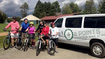 Mountain Bike Guide Service