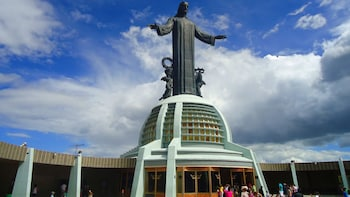 Guided Tour of Cubilete Hill & Christ the King Monument