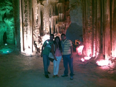 Half-Day Guided García Caves Tour
