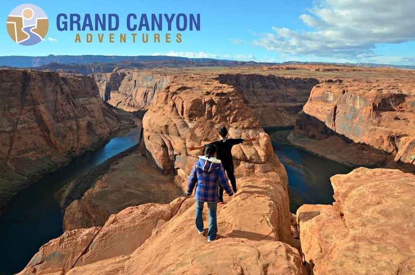 Show item 3 of 9. Antelope Canyon & Horseshoe Bend Tour from Flagstaff