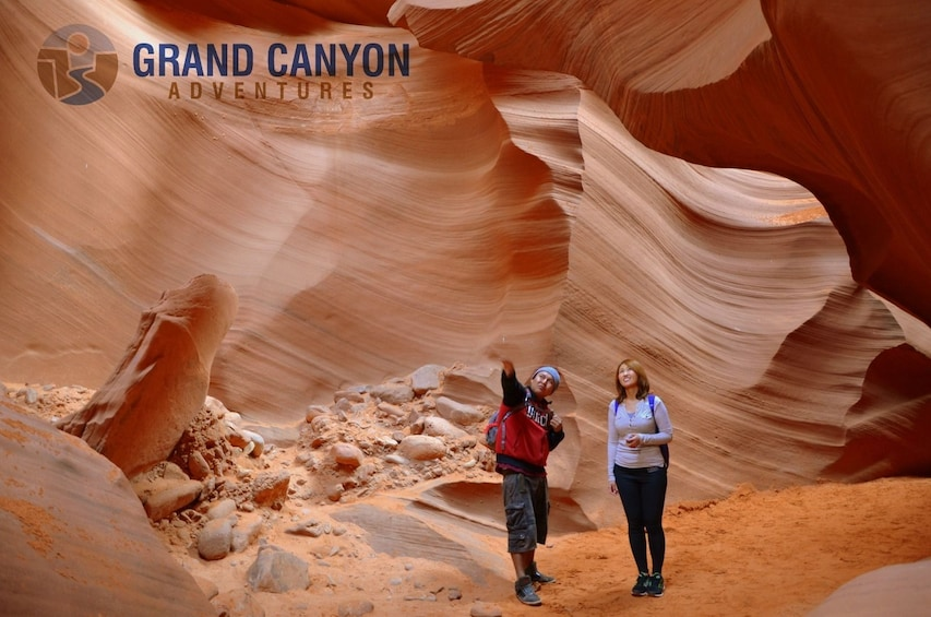 Show item 9 of 9. Antelope Canyon & Horseshoe Bend Tour from Flagstaff