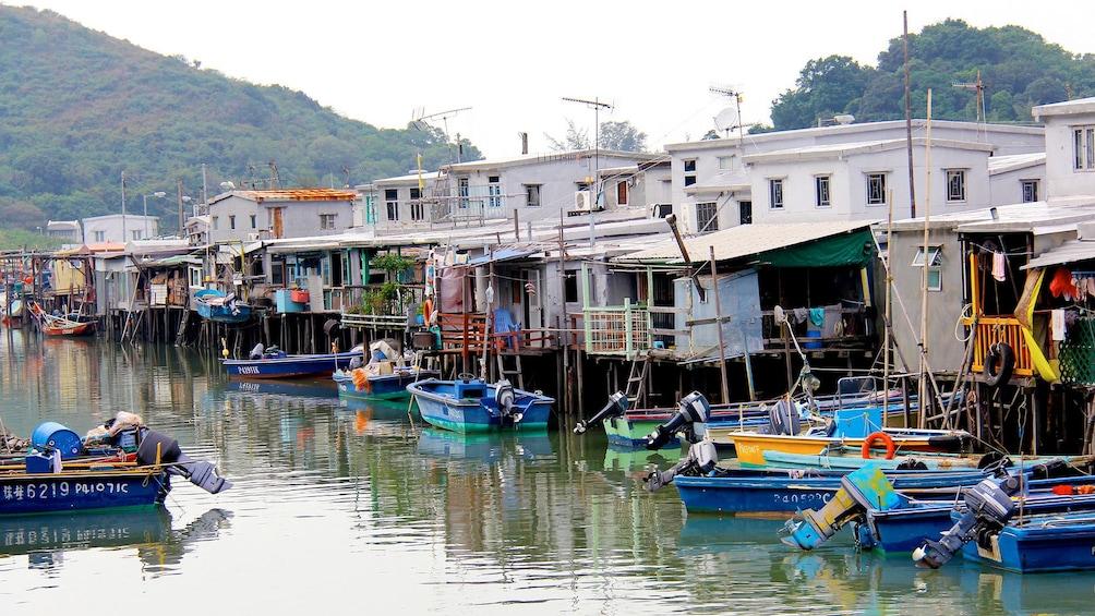 Show item 10 of 10. Tai O Island in Hong Kong