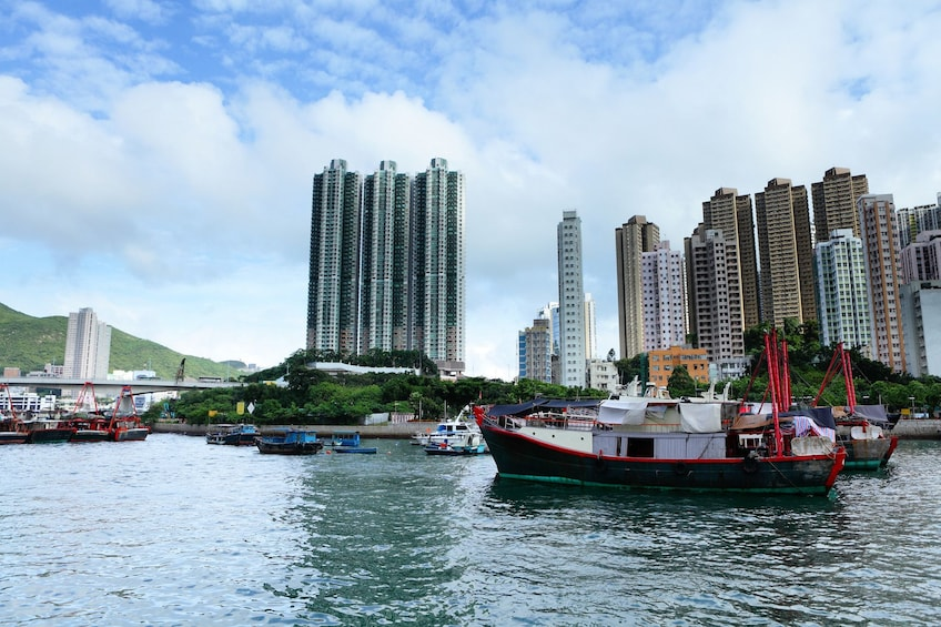 Show item 3 of 10. Historic Hong Kong City Tour with Dinner Cruise