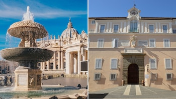 Pope's Summer Residence & Vatican Museums Tour