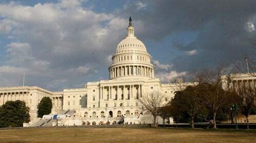 Capitol Building in Washington DC