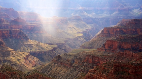 Beautiful view of the Grand Canyon