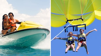 Jet Ski & Parasail Combo Adventure for 2