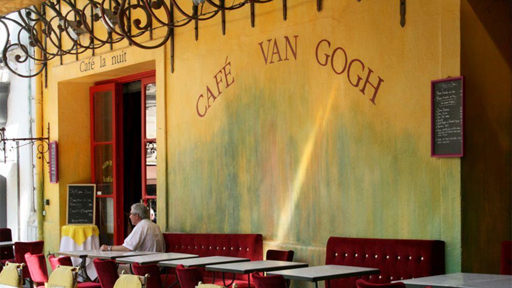 Cafe Van Gogh in Arles