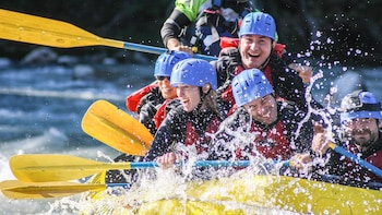 2-Day Rafting Wilderness Expedition