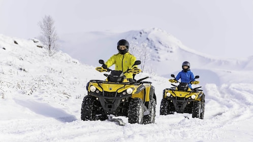 Reykjavik Mountain Safari ATV Tour