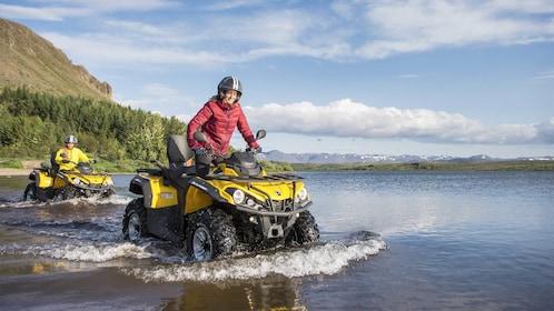 Reykjavik ATV adventure