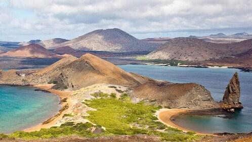Serene landscape view of Bartolome