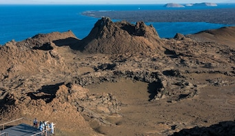 Full-Day Bartolomé Island Tour