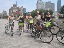 Small-Group Shanghai Highlights Bicycle Tour