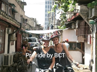 Full-Day Small-Group Shanghai Classic Bicycle Tour