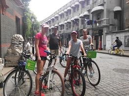 Full-Day French Concession & Museum Bicycle Tour