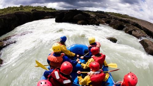 Gullfoss Canyon Rafting