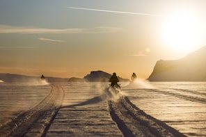 Glacier Snowmobiling Tour From Reykjavik