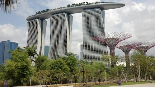 Sands Sky Park MBS & 1-Day FunVee Hopper Pass in Singapore