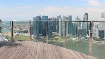 Foto 5 van 5. Singapore Skyline