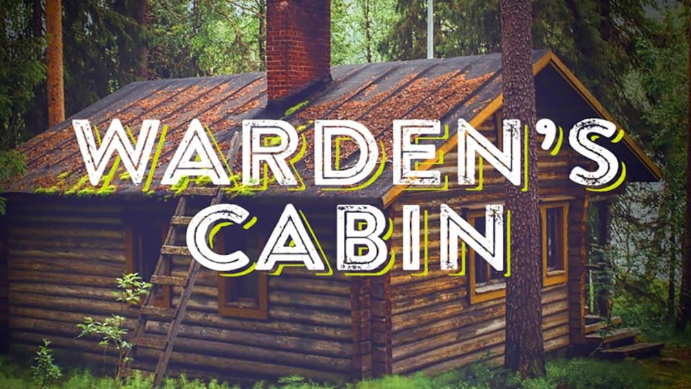 Show item 1 of 5. Warden's Cabin